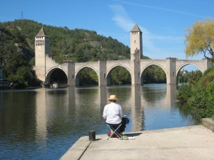 Pont-Valentre-in-Cahors