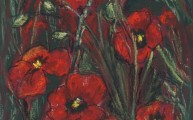 Poppies-in-pastel