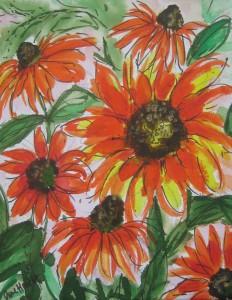 Sunflowers-summer-2013