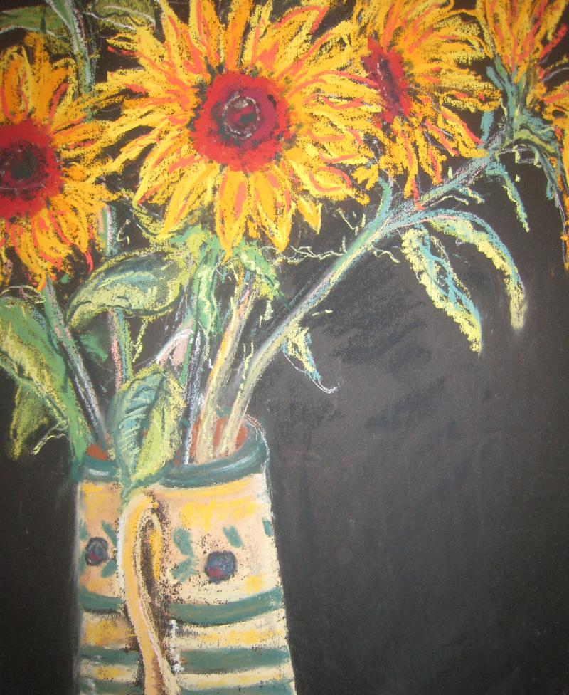 sunflowers-again