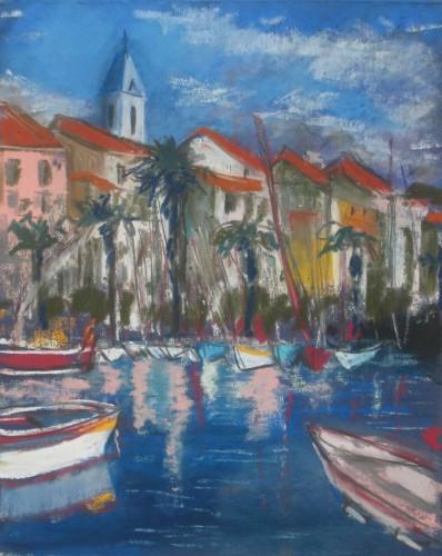 Sanary sur mer harbour