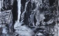 rydal-falls-charcoal