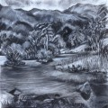 rydal-water-charcoal