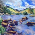 rydal-water-mixed-media